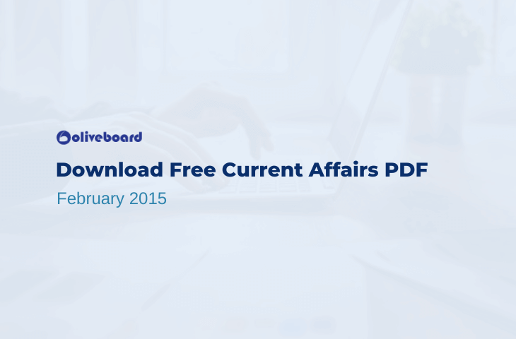 Download Free Current Affairs PDF