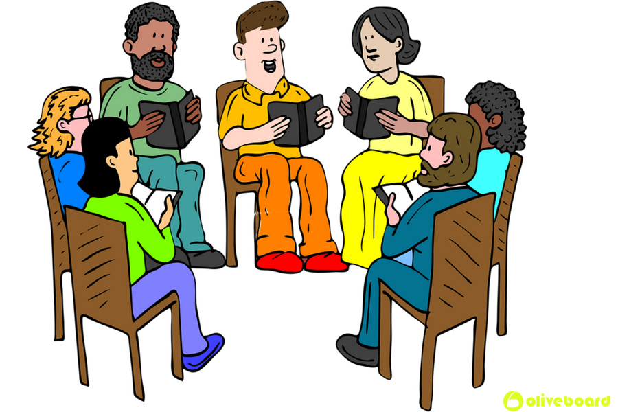 group discussion tips how to approach various types of