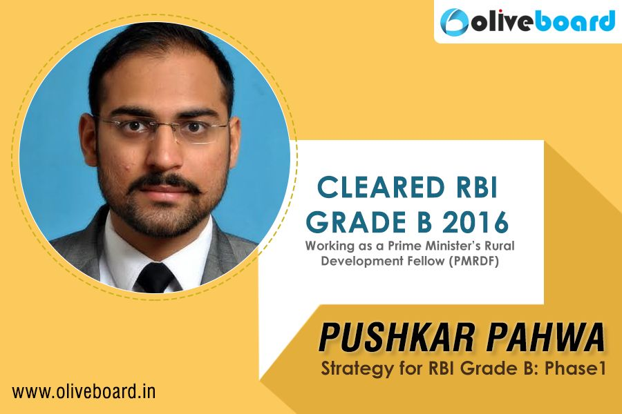 Strategy To Crack RBI Grade B