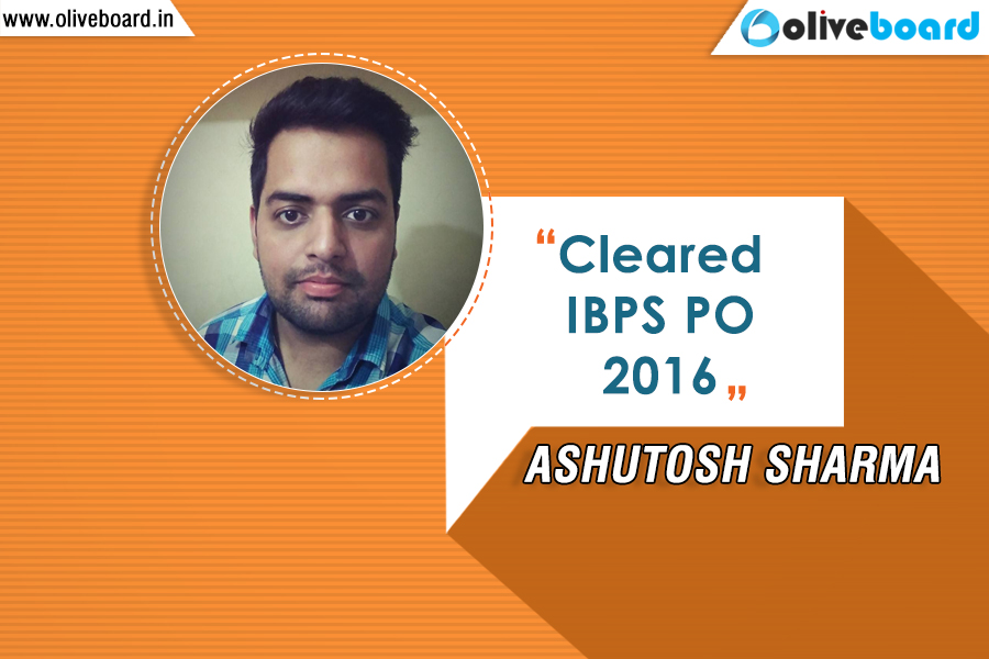 IBPS PO Success Story - Ashutosh