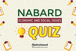 NABARD Quiz: Economic and Social Issues [ESI] Preparation