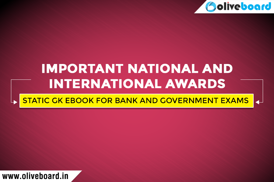 National & International Awards: eBook