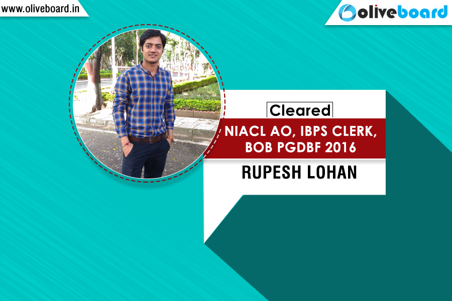 NIACL Success Story - Rupesh Lohan