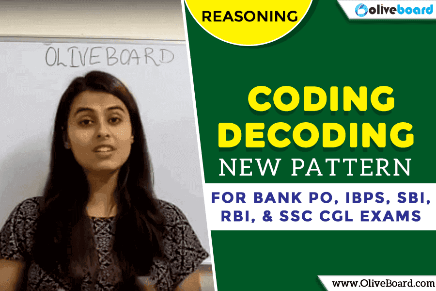 Coding decoding new pattern
