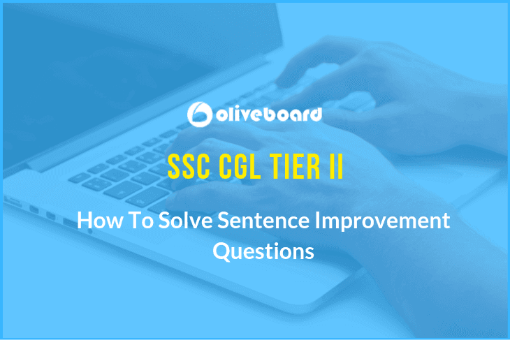 SSC CGL Tier-II English Language Preparation