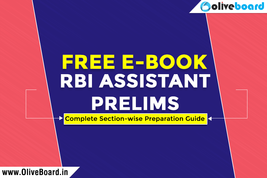 RBI Assistant Prelims Complete Preparation Guide