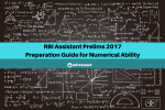 RBI Assistant Prelims Numerical Ability - 2017
