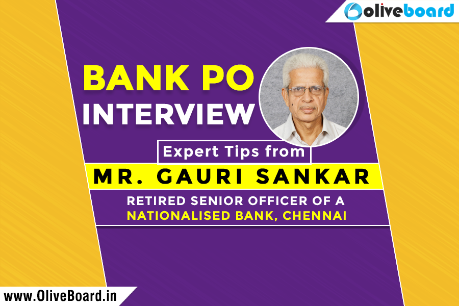 Bank PO Interview: Expert Tips