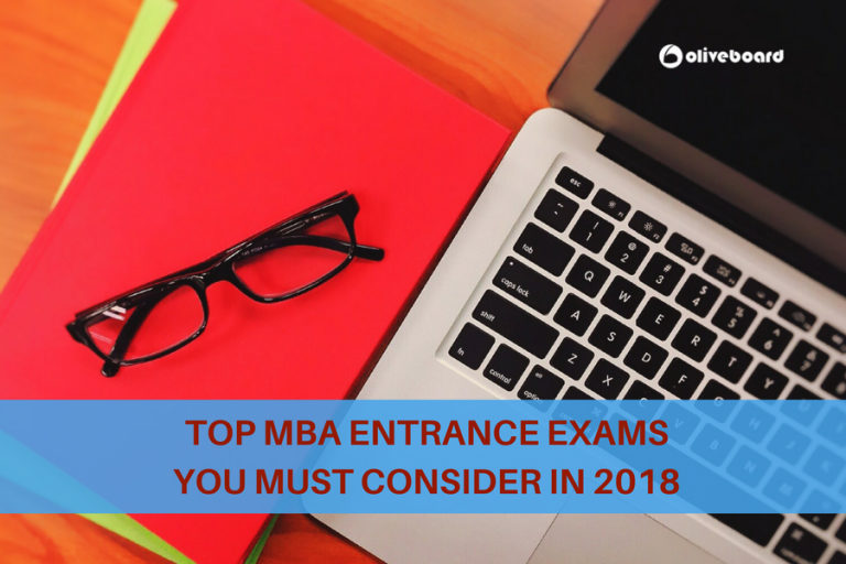 MBA Entrance Exams 2018