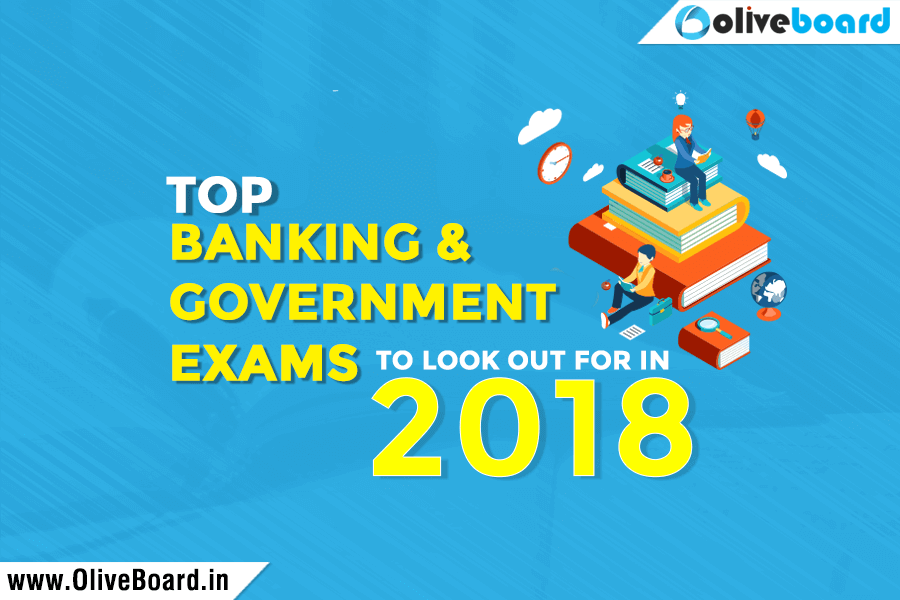 Banking Government Exams 2018