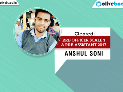 Success Story of Anshul Soni