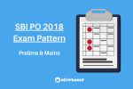 SBI PO 2018 Exam Pattern