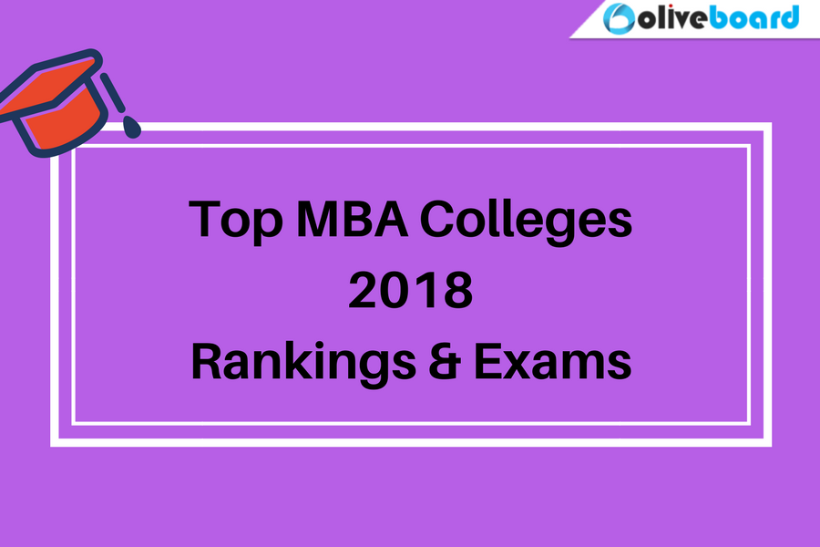 Top MBA Colleges 2018