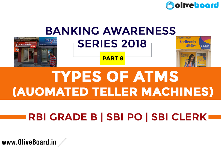 Types of ATM in India