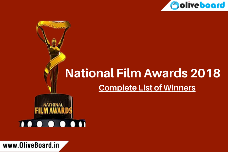 National Film Awards 2018: Complete List of Winners ...