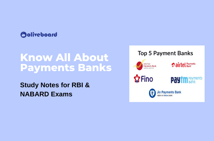 Payments Banks in India