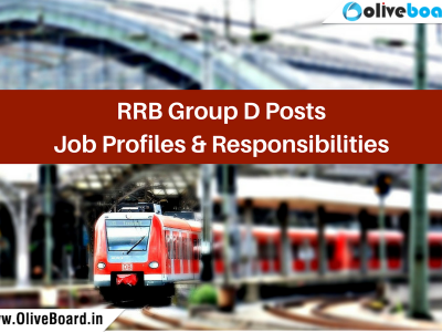 RRB Group D Posts - Job Profiles and Responsibilities