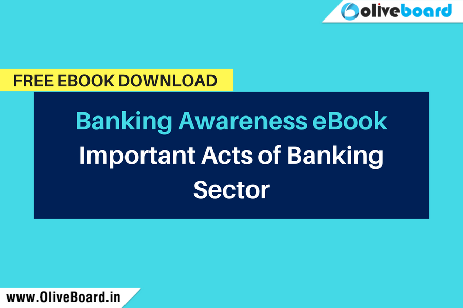 Banking Awareness eBook Important Acts of Banking Sector