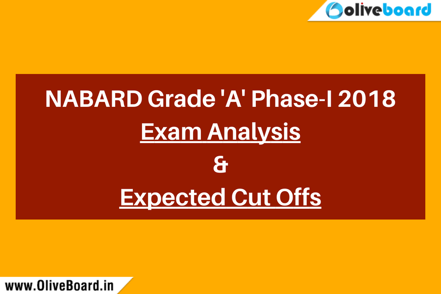 NABARD Exam Analysis and Expected Cut Offs