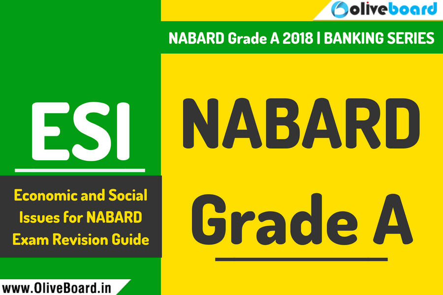 Economic and Social Issues for NABARD Exam