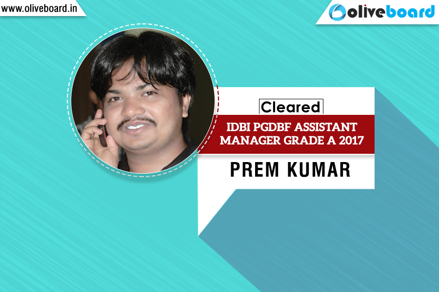 Prem-Kumar Success Story