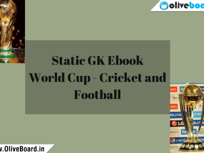 Ebook World Cup - Cricket and football