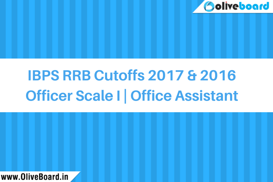IBPS RRB Cutoffs 2017