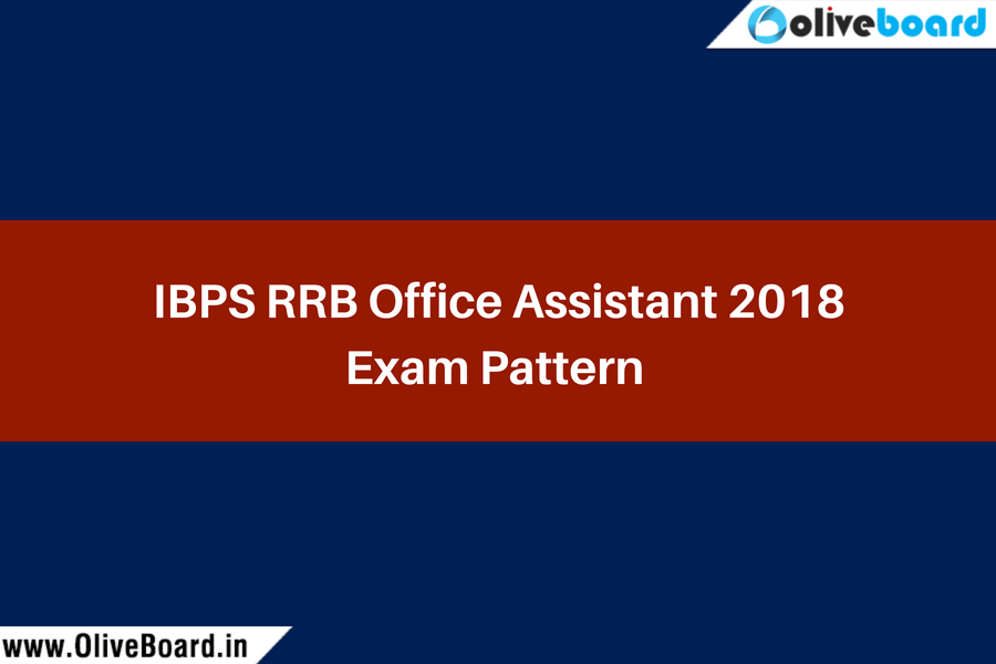 IBPS RRB Office Assistant Exam Pattern