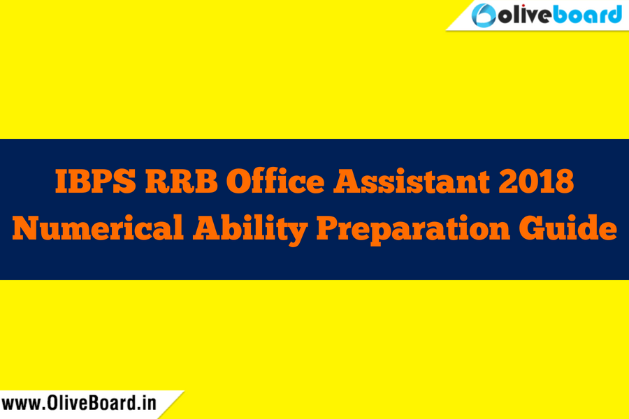IBPS RRB Office Assistant Numerical Ability Preparation Guide