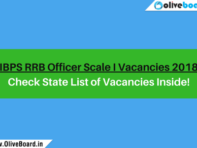 IBPS RRB Officer Scale I Vacancies