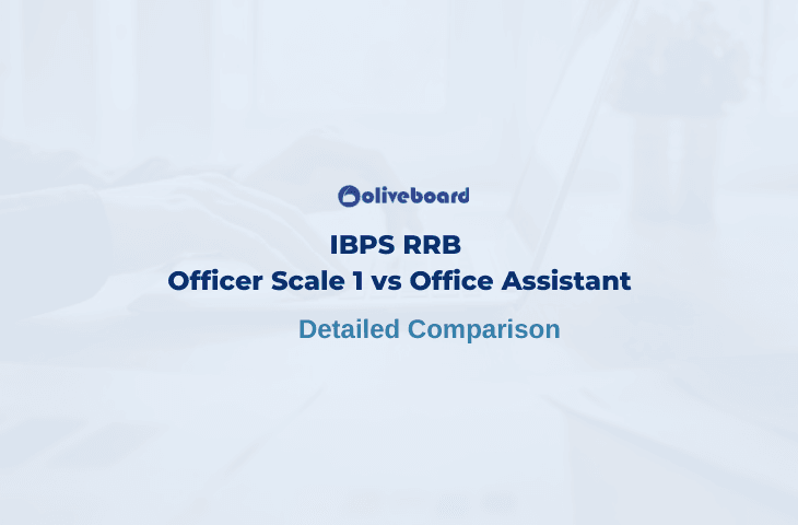 RRB PO vs Office Assistant