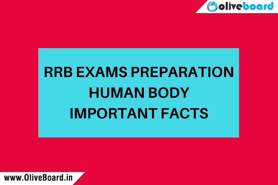 RRB Exams Preparation Human Body