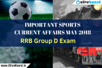 RRB Group D Exam Sports news may