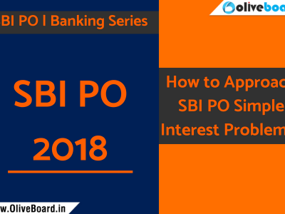 How to Approach SBI PO Simple Interest Problems