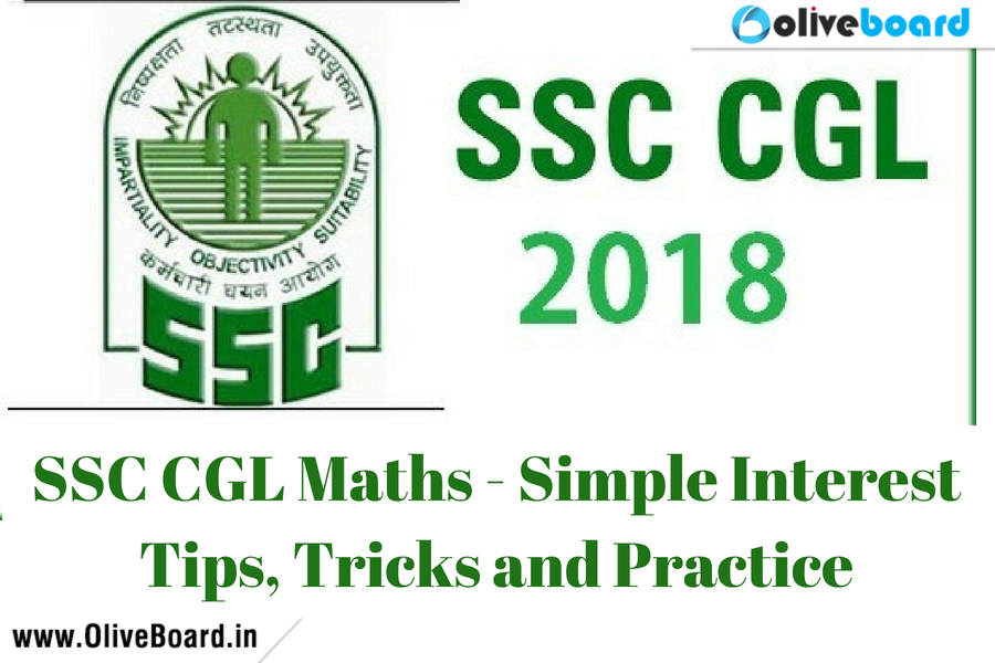 Ssc cgl maths preparation simple interest tips tricks for Minimalist tips and tricks