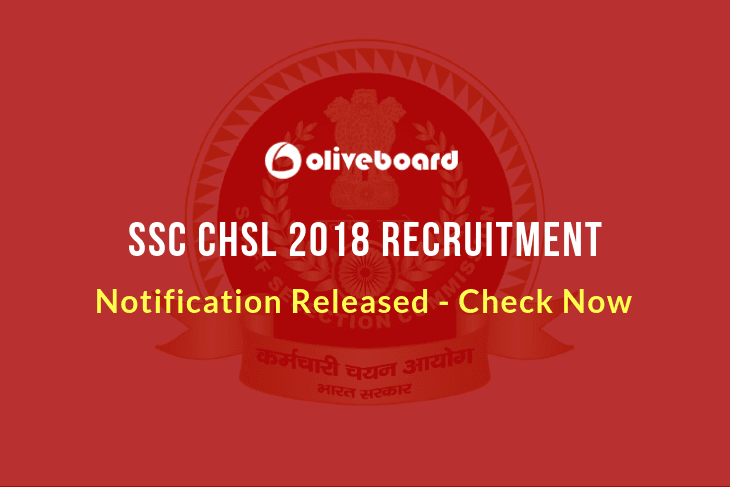 SSC CHSL 2018 Recruitment 1