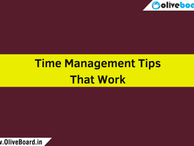 Time Management Tips That Work!