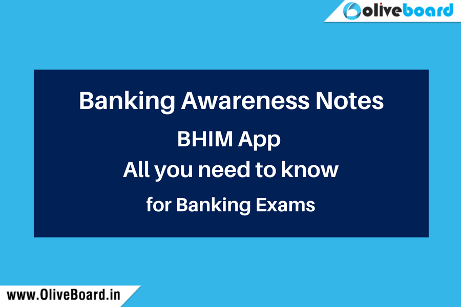 Banking Awareness notes BHIM