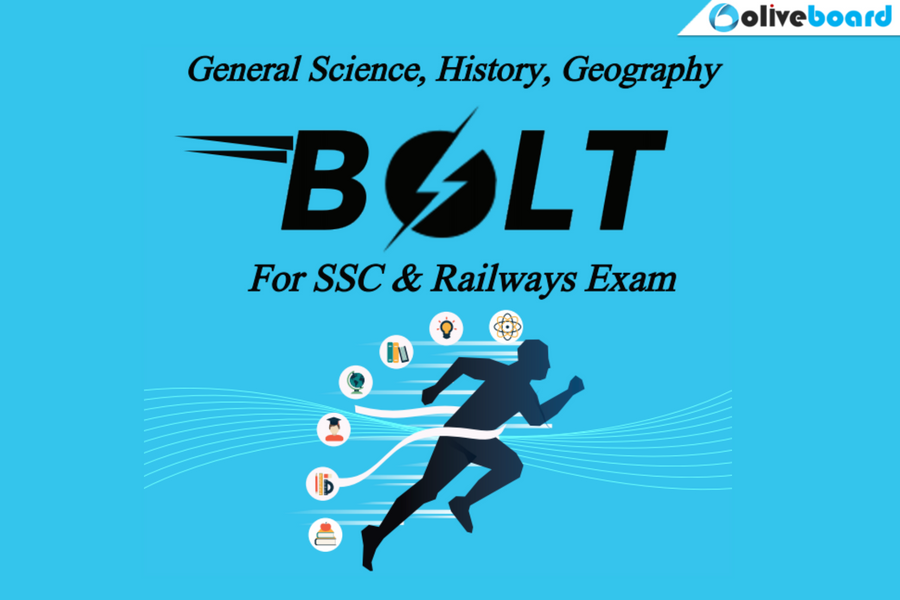 Bolt for SSC & Railways Exam