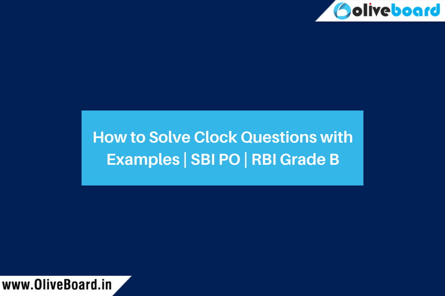 How to Solve Clock Questions with Examples _ SBI PO _ RBI Grade B