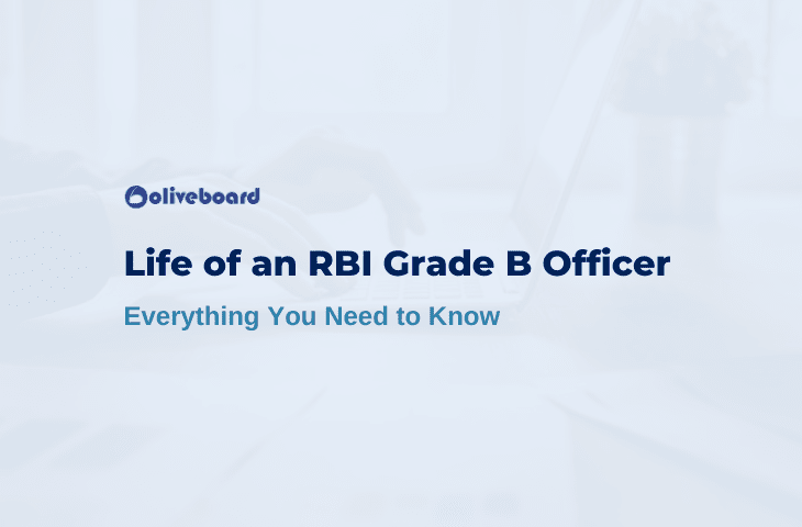 Life of an RBI Grade B Officer