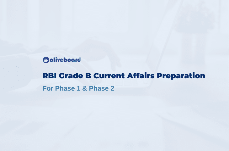 RBI Grade B General Awareness Preparation