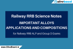 Railway RRB Science Notes