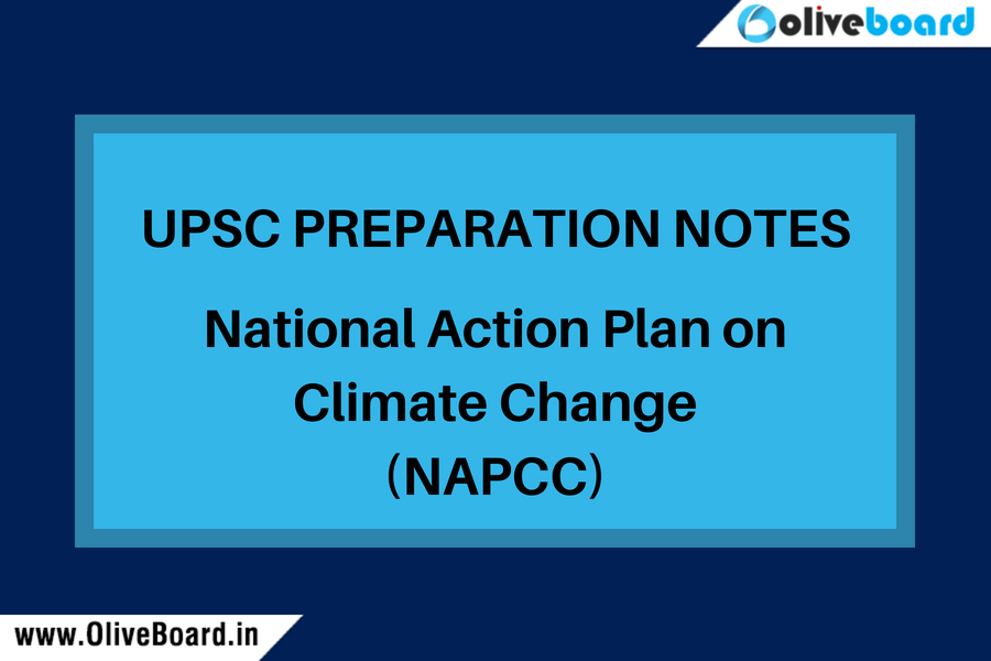 UPSC Preparation notes NAPCC