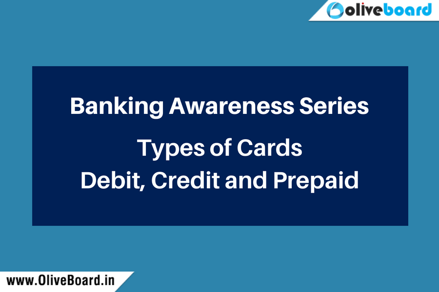 Banking Awareness Series Cards