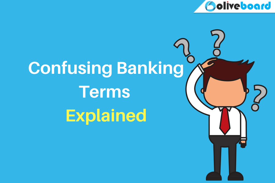 Confusing Banking Terms Explained