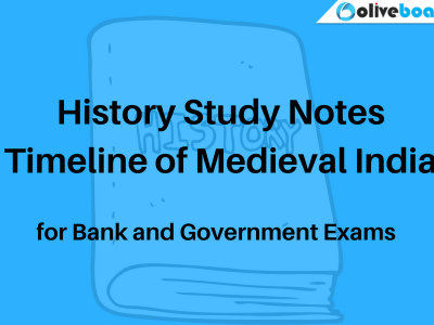 Medieval History of India notes