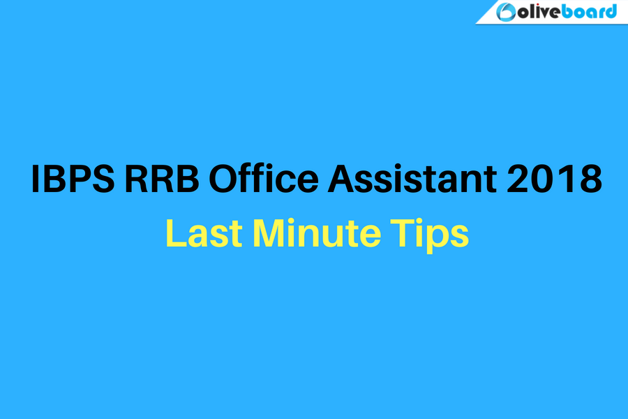 Tips for IBPS RRB Office Assistant