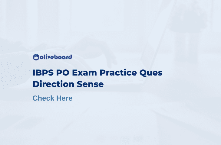 Practice Questions for IBPS PO