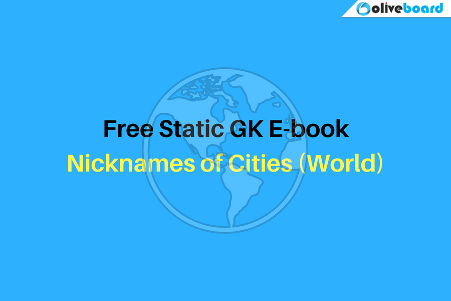 Nicknames of Cities (World)